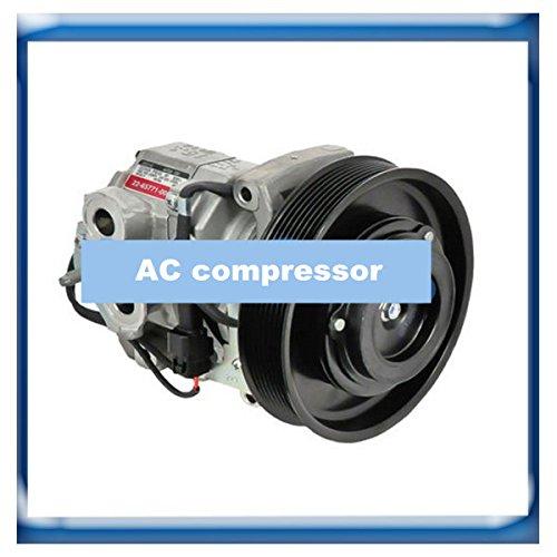 Gowe AC Kompressor für Denso 10s15C AC Kompressor für Freightliner Cascadia Boden 15Liter 22–65771–000447280–150175128522022496Bin (Freightliner-tools)