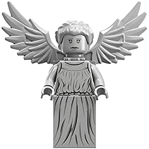 Lego Ideas 21304 Dr (Doctor) Who Weeping Angel Minifigure