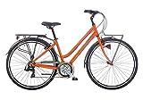 """Bianchi City Bike 28"""" Spillo Rubino 21V Donna Arancio (43)"""