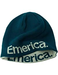 Emerica Herren Beanie PURE REVERSIABLE, One size