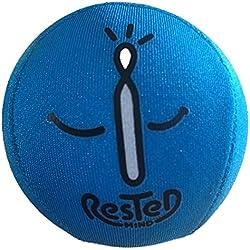 Rested Mind Bola antiestrés de Gel - Diseñado para proporcionar agarre terapéutica, mejorar y restaurar mano movilidad mientras aliviar el estrés, la ansiedad y la promoción de la Relajación