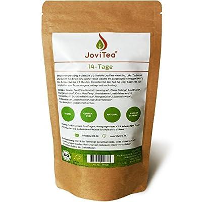 JoviTea FAST DETOX BIO Tee, 1er Pack (1 x 100 g) von Jovi International Trading UG(haftungsbeschränkt) bei Gewürze Shop