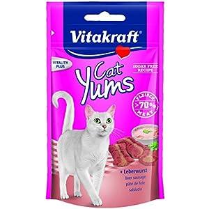 Vitakraft Cat Yums® Leberwurst 40g KA