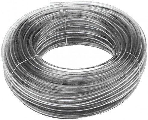 Bierschlauch - meterware -weich - glasklar - 10mm