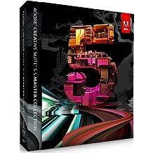 Adobe Creative Suite CS5.5 Master Collection 5.5 para Mac actualización genérica actualización de MC Creative Suite CS5 1 usuario EU (versión en inglés)