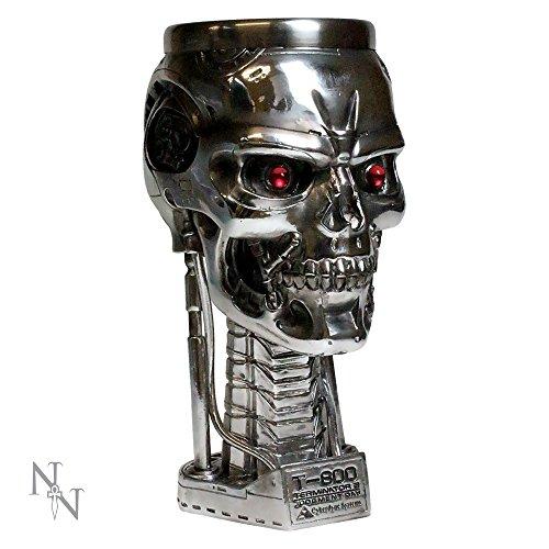 Nemesis Now - Terminator 2 Testa Calice - 19cm - B1456D5