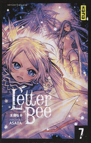 Letter Bee Vol.7