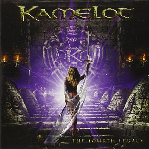 Kamelot: Fourth Legacy (Audio CD)
