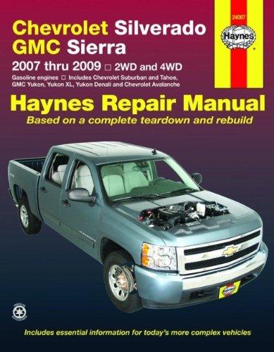 haynes-repair-manual-chevrolet-silverado-gmc-sierra-2007-thru-2009