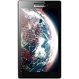 "Lenovo Tab 2 A7-10 Tablette tactile 7"" (17,78 cm) (8 Go, Android, 1 Port USB 2.0, Noir)"
