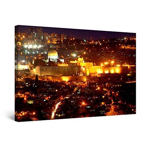 Startonight Cuadro Moderno en Lienzo Jerusalem