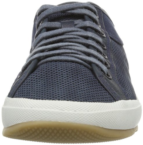 Sebago Vernon Lace, Baskets mode homme Bleu (Navy)