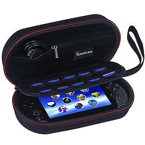 Smatree P100 Viajar y Caso Almacenamiento De Inicio  Para PS Vita, PS Vita Slim  (7.8x 4.4x 2.4 inches)
