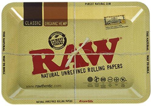 Bandeja RAW Mini para liar - 18 x 12.5 cm