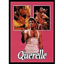 Querelle Francés Herald 1982–R. W. Fassbinder, Brad Davis–9x 12