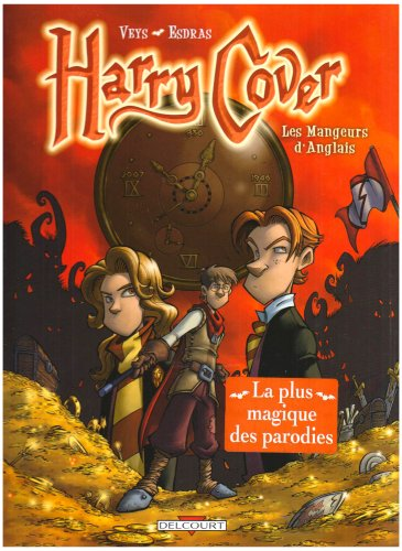 Harry Cover, Tome 2 : Les Mangeurs d'Anglais