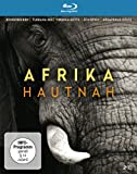 Afrika hautnah (Kongo, Virunga-Kette, Turkana-See, Äthiopien, Südafrika) [2 Blu-ray] - -