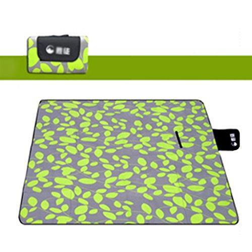 TYJ Picknick-Decken Acryl Picknick Matten Feuchtigkeitsbeständige Pad Outdoor Camping Portable Mats Park Kissen Crawling Mat 130 * 150cm 150 * 180cm ( größe : 150*180cm )