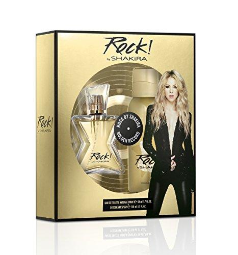 Shakira Rock Acqua di colonia + Deodorante - 1 Pack