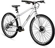 SPARTAN 27.5 Hyperlite Alloy Bicycle Silver