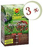 Oleanderhof® Sparset: 3 x COMPO AGROSIL Wurzel-Turbo, 700 g + gratis Oleanderhof Flyer