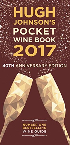 Hugh Johnson's Pocket Wine Book 2017 Test
