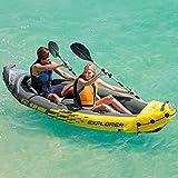 Intex Kayak Canoa hinchable Explorer K2 2 plazas