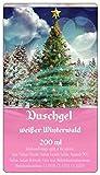 Duschgel Weißer Winterwald, Tannenwald