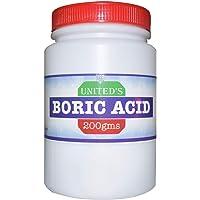 United's Boric Acid Powder 200Grm