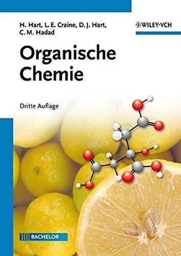 Organische Chemie by Harold Hart (2007-07-25)