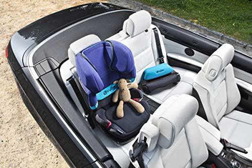 CYBEX SILVER Pallas-fix Autositz Gruppe 1/2/3 (9-36 kg), Cobblestone - 8