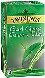 Best Organic Earl Grey Tea - Twinings Green Tea and Earl Grey, 25 Tea Review