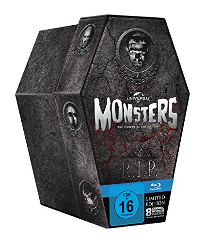 Monsters Collection [Blu-ray] [Limited Edition]