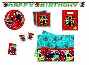 Disney - Mantel para fiesta Spiderman (2998)