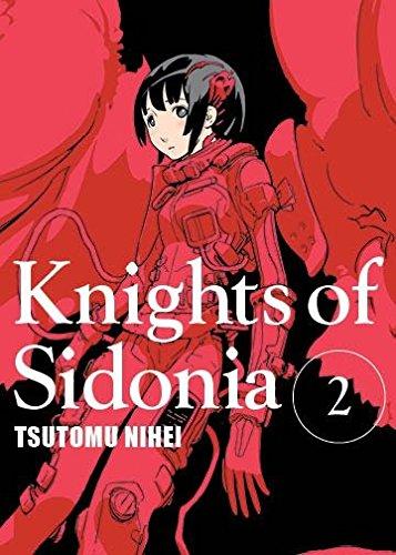 Knights of Sidonia, volume 2 par Tsutomu Nihei