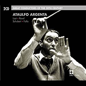 Ataulfo Argenta, chef d'orchestre