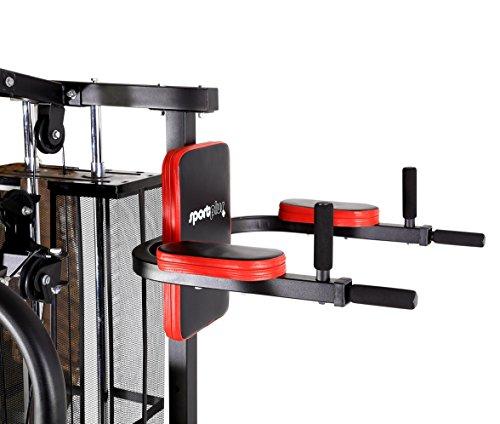 Zoom IMG-3 sportplus multi gym stazione fitness
