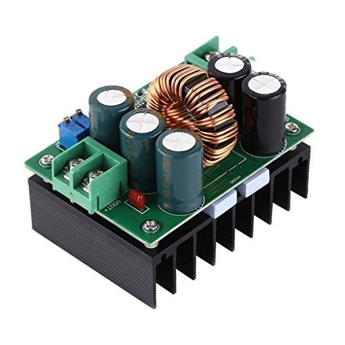 Lorsoul 1200W 20A DC convertidor Elevador Step-up