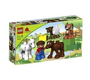 LEGO Duplo - les bébés animaux de la ferme - 5646 5646