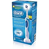 Oral-B Vitality Precision Clean Electric Rechargeable Toothbrush Powered by Braun