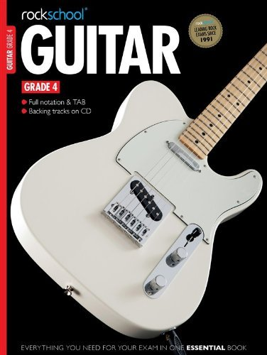 Rockschool Guitar - Grade 4 (2012-2018) by Rockschool (May 3, 2012) Paperback