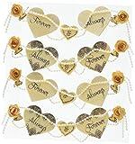 Jolee 's Boutique dreidimensionale stickers-wedding Banner