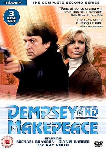 Dempsey And Makepeace - The Complete Second Series [1985] [DVD]