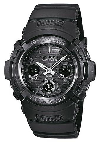 Casio G-Shock – Herren-Armbanduhr mit Analog/Digital-Display und Resin-Armband – AWG-M100B-1AER