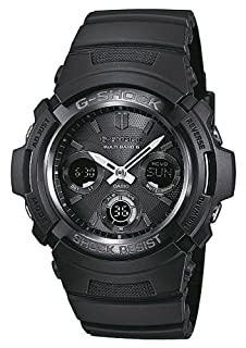 Casio G-Shock Men's Watch AWG-M100B-1AER (B007421B4G) | Amazon Products