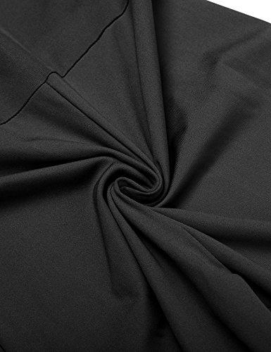ETC KART - Combinaison - Femme Noir