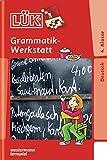 LÜK: Grammatik-Werkstatt 4. Klasse