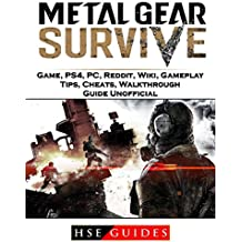 Metal Gear Survive Game, PS4, PC, Reddit, Wiki, Gameplay, Tips, Cheats, Walkthrough, Guide Unofficial