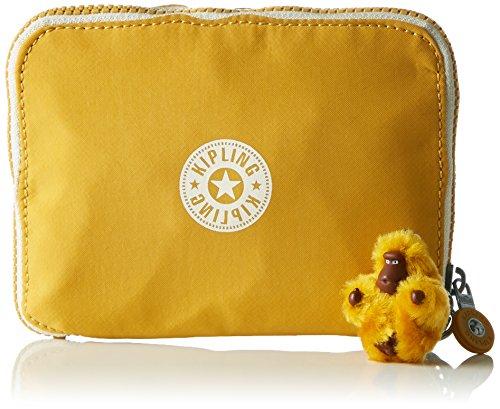 Kipling Damen Hip Hurray 5 Tote, 40.5 x 40.5 x 14.5 cm Gelb (Yellow Harvest Yellow)