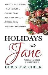 Holidays with Jane: Christmas Cheer: Modern Austen short stories by Jennifer Becton (2014-11-24)